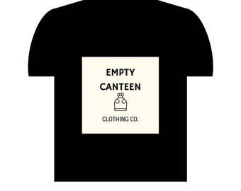 The Original Empty Canteen Clothing Co Tee