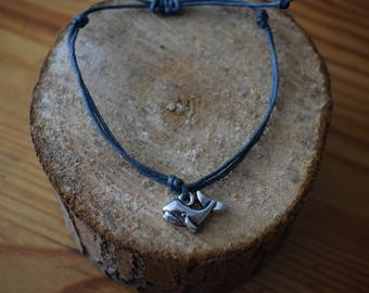 Bracelet with whale Pendant