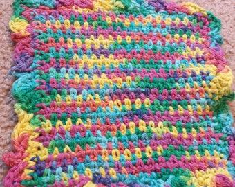 Crocheted Hotpads/Dishcloths