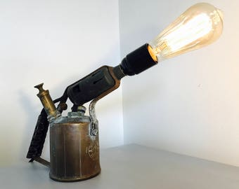 Industrial Blow Torch Lamp