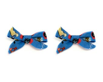 Schoolgirl Bow // Set of 2
