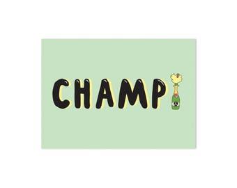 CHAMP (I)