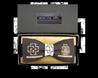 Bow tie  Rammstein
