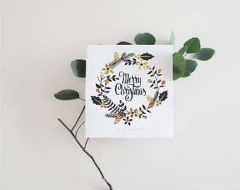 Holiday Card | Christmas Card
