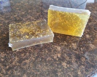 Caramel Popcorn Soap