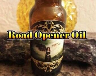 Road Opener Oil-  Spiritual Oil