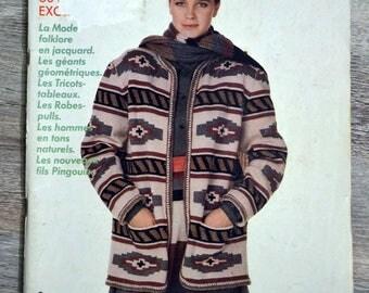 Knit Penguin 36 - autumn magazine (Vintage)