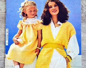 All 164 (Vintage) knitting magazine