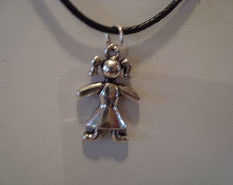 Little girl pendant