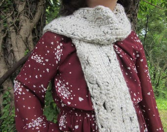 Speckled Shell Scarf