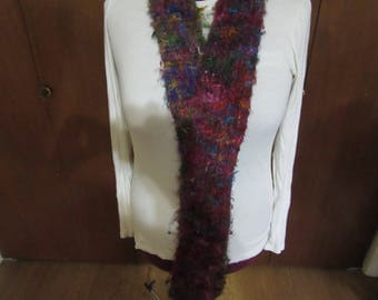Carnival Fun Yarn Scarf