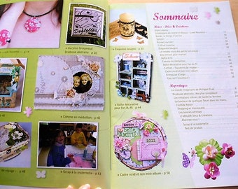 deco Studio book & creations number 14 June 2011