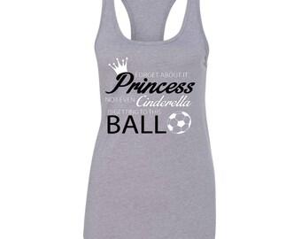 Play like a girl Soccer, Soccer Mom shirt, Soccer Girl Tank, Soccer themed tank, Football, Soccer Gift