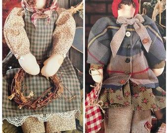 PDF 2 Sewing Sweet Seasons Doll's II