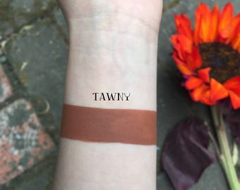Tawny Liquid Lipstick