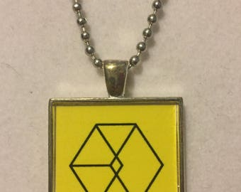 "EXO ""Love Me Right"" Korean Version Necklace"