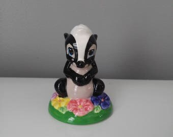 Disney's Flower Ceramic Figurine
