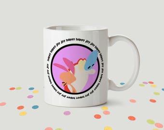Ren & Stimpy Ceramic Mug
