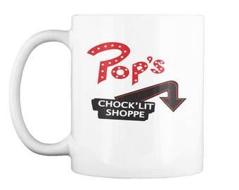 Pop's Riverdale Hangout Mug