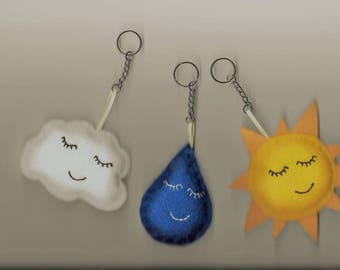 Cute Keyring/Bag Charms