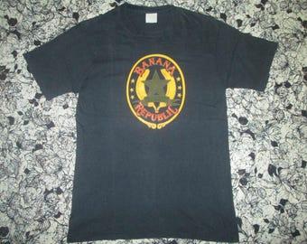 Tshirt vintage banana republic