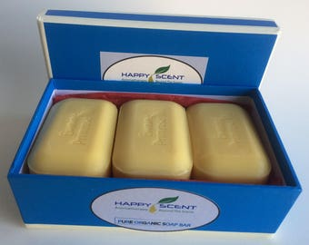 Tea Tree Oil Soap Bar - Gift Box