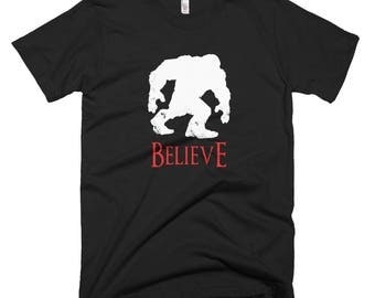 Believe Short-Sleeve T-Shirt