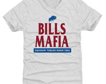Bills Mafia Men's Premium T-Shirt | Sports & Buffalo Bills Themed Apparel | Bills Mafia