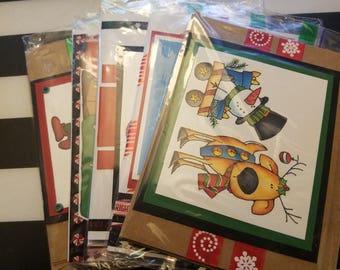 Christmas Card Collection #8