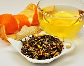 Tropic Ginger White Tea