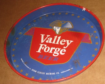 Valley Forge Beer Tray     [geo3679bt]