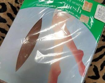 Vintage Thigh High Nylon Stockings 2 pair