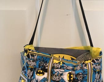 Batman tote/purse