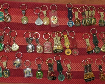 Key chains Zodiac signs