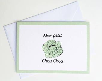 Mon Petti Chou Chou