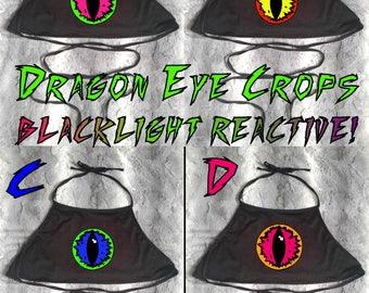 Dragon Eye Crop Top