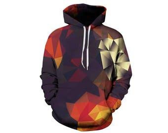 Hoodie Art, Hoodie Pattern, Pattern Hoodie, Graphic Hoodie, Graphic Sweatshirt, Art Hoodie, Art Hoodies, Art, Hoodie, 3d Hoodie - Style 12