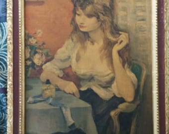 Claudine by Marcel Dyf