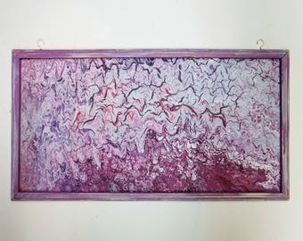 Dirty Pour on Glass