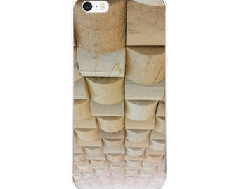 Optical Illusion/Cork Screw Design/ Original Photography/ iPhone 5 case/ iPhone Case 6, 7 , 8, 8 plus/Accessories Case/be a unicorn