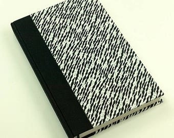 Black and White Journal or Sketchbook