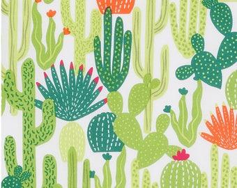 Cactus Crib Sheet