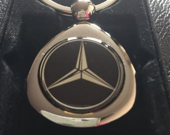 Mercedes keyring in gift box