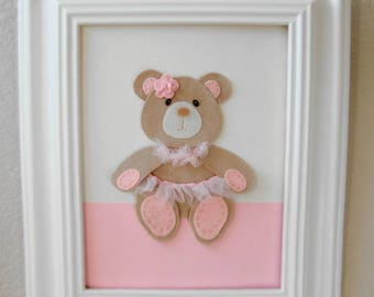 Baby Room Decor / Baby Shower Gift / Portrait