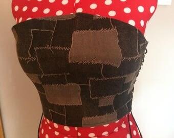 Bandai Style corset