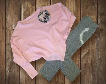 Andi Handkerchief Knit Top