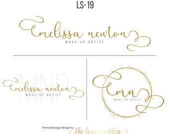 Logo Design / LS-19 / Premade Logo / Stylish Logo / Photography Logo / Classy Logo / Elegant Logo / Business Logo
