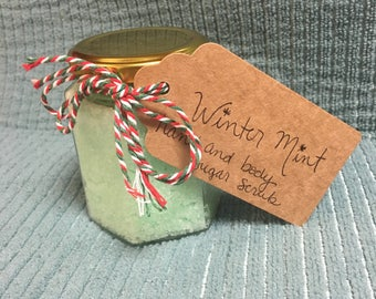 Winter Mint Signature Holiday Sugar Scrub