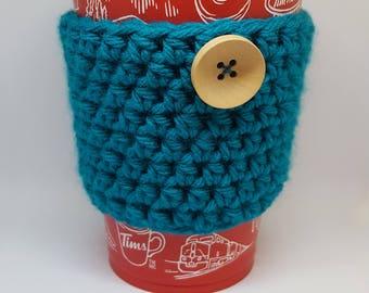 crochet, tea cozy, cup cozy, coffee cozy
