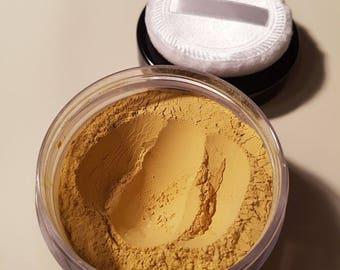 Powdered mineral No. 2 - Mineral loose Powder No. 2